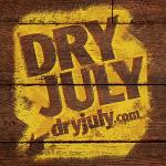 Dry July logo