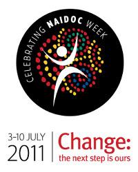 NAIDOC week logo